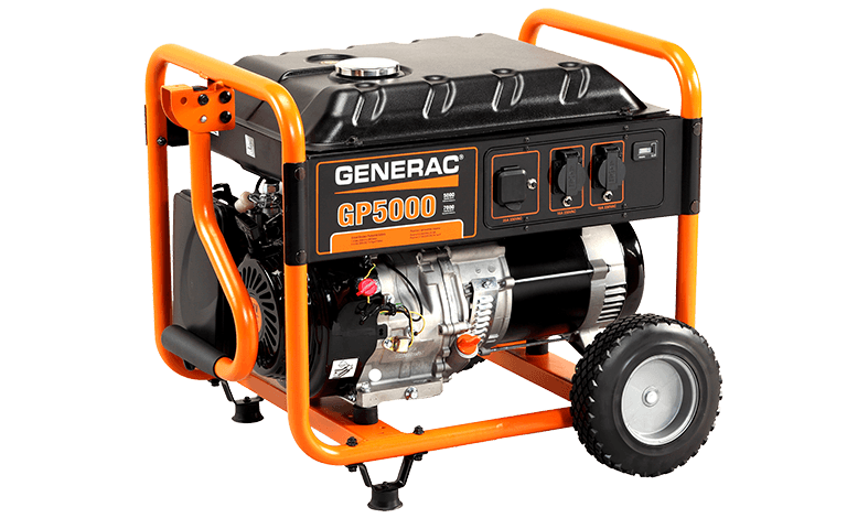 generac gp series 5000 portable generator – cn computers and energy  solutions ltd